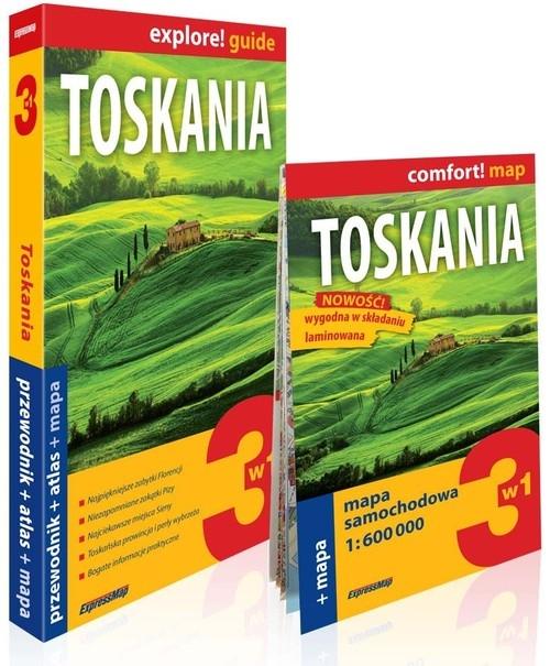 Toskania explore! guide