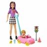 Akcesoria spacerowe Barbie samochodzik (FXG94/GRP17) od 3 lat