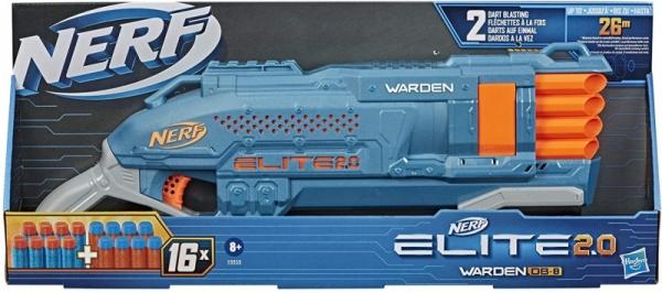 Blaster Nerf Elite 2.0 Warden (E9959)