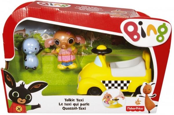Bing pojazdy figurki Talkie Taxi (CDY36)
