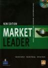 Market Leader New Pre Intermediate Course Book + CD