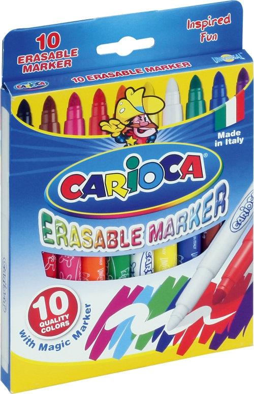Pisaki Magic Laser 10 kolorów