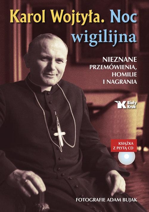 Karol Wojtyła Noc wigilijna Książka z płytą CD