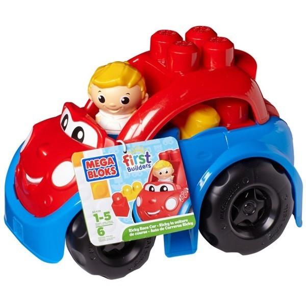 MEGA BLOKS Pojazd z klockami Ricky