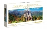 Puzzle 1000 High Quality Collection: Panorama Zamek Neuschwanst (39438)