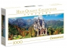 Puzzle Panorama High Quality Collection 1000: Zamek Neuschwanst (39438)
