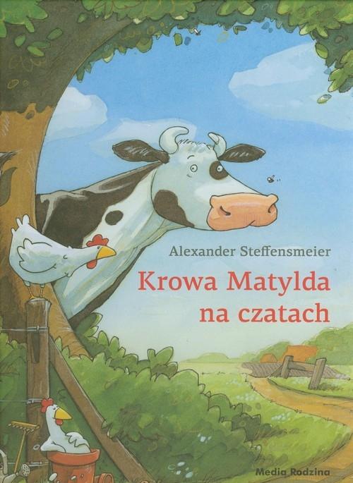 Krowa Matylda na czatach Steffensmeier Alexander