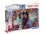 Puzzle maxi 104: Super kolor, Frozen 2