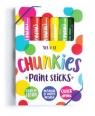 Farba w Kredce Chunkies Paint Sticks 12 kolorów