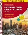 Atlas Niemcy 1:300 000 MARCO POLO w.2020 praca zbiorowa