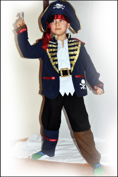 Kostium Kapitan Piratów (SD7388)
