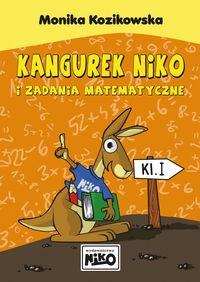 Kangurek NIKO i zadania matematyczne dla klasy 1 Kozikowska Monika