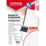 Okładki do bindowania OFFICE PRODUCTS, PVC, A4, 150mikr., 100szt.,