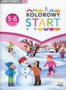 Kolorowy Start 5 i 6-latki Karty pracy Część 2