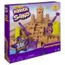 Piasek kinetyczny KINETIC SAND Zamek na plaży, zestaw (6044143)