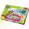 Puzzle Maxi Kąpiel w ogrodzie 24 elementy (14238)