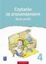 Czytanie ze zrozumieniem. Język polski. Zestawy ćwiczeń. Klasa 4. Szkoła podstawowa