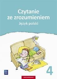 J.Polski  SP 4 Czytanie ze zrozumieniem WSiP Beata Surdej, Andrzej Surdej