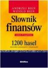 Słownik finansów
