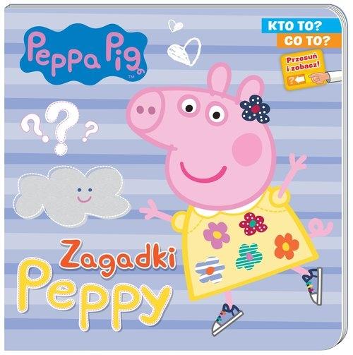 Peppa Pig. Kto to? Co to? Zagadki Peppy opracowanie zbiorowe