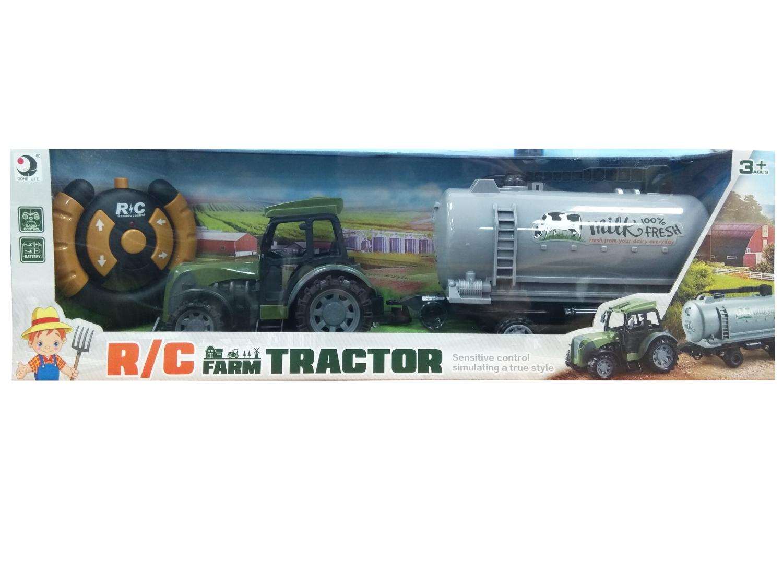 Traktor RC z beczkowozem (116389)