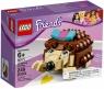 Lego Friends: Szkatułka w kształcie jeża (40171)