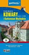 Karkonosze Wschodnie, Kowary, 1:25 000 / 1:12 500