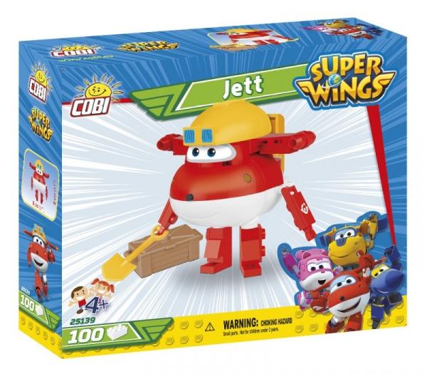 Super Wings Jett (25139)