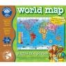 Mapa świata Puzzle i plakat 150 elementów