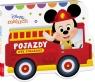 Disney Maluch.Pojazdy Wóz strażacki Opracowanie zbiorowe