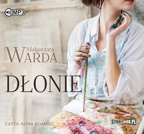Dłonie (Audiobook) Warda Małgorzata