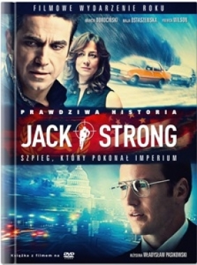 Jack Strong (booklet DVD)