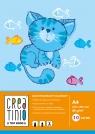 Blok rysunkowy Creatinio A4/10k - kolorowy (351222)