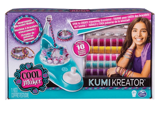 Cool Maker: Kumi Kreator - Zestaw do tworzenia bransoletek 2