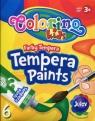 Farby Tempera w tubach z pędzelkiem Colorino Kids 6 kolorów (68390PTR)