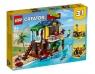 Lego Creator: Domek surferów na plaży (31118) Wiek: 8+
