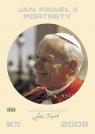 Jan Paweł II  Portrety 2009 Kalendarz ścienny z autografem! Adam Bujak