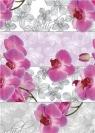 Papier ozdobny motyw kwiatowy (mix wzorów)
