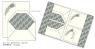 Papeteria Wallet 6 kopert i 6 papierów listowych PLM001W