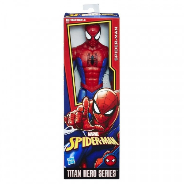 SPIDER MAN TITAN HERO (E0649)
