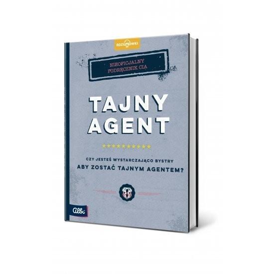 Gra książkowa Tajny Agent (17937)