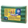 Modelina astra, 1 kg - zielona (304111008)