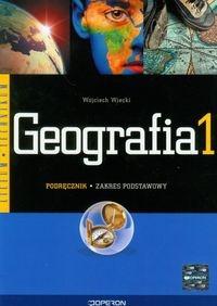 Geografia 1 podręcznik Wiecki Wojciech