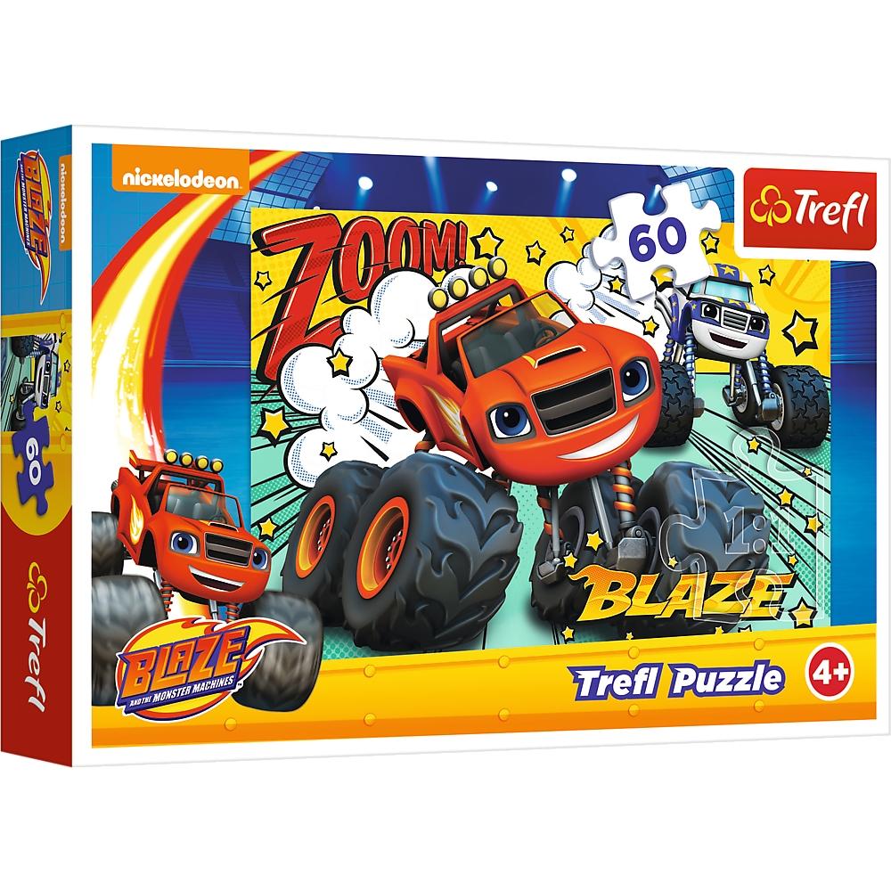 Puzzle 60: Blaze - Co za drużyna! (17305)
