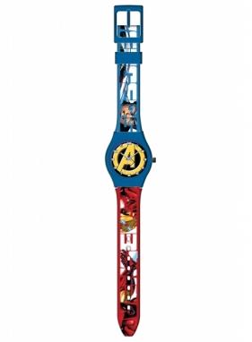Zegarek analogowy  w metalowym opakowaniu - Avengers (MV15782)