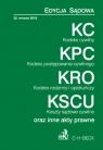 Kodeks cywilny. Kodeks postępowania cywilnego. Kodeks rodzinny i opiekuńczy