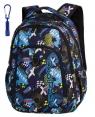 Coolpack - Strike - Plecak młodzieżowy - (87391CP)(pompon gratis)