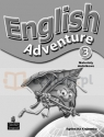 English Adventure 3 NEW TB+ Posters