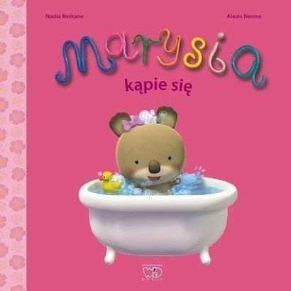 Marysia kąpie się Berkane Nadia