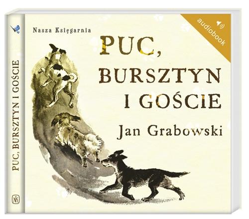 Puc Bursztyn i goście (Audiobook) Grabowski Jan